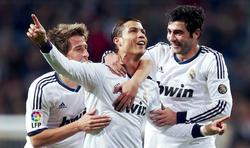 Cristiano celebra su gol. | Cordon Press