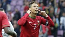 El portugués se sigue mostrando molesto con su compatriota. | Archivo