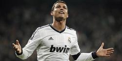 Cristiano celebra el tanto de la victoria. | EFE