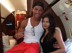 Cristiano Ronaldo e Irina Shayk | Twitter
