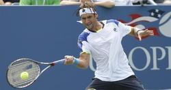 David Ferrer no pudo lograr su tercer título de la temporada   Archivo