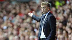David Moyes, próximo entrenador del Manchester United. | EFE