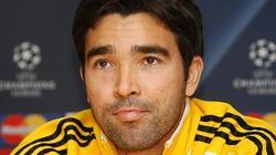 Deco, jugador del Fluminense. | Archivo