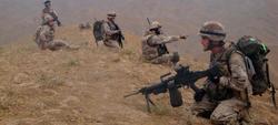 Tropas españolas desplegadas en Afganistán. | MDE