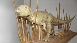 Reconstrucción del nuevo dinosaurio identificado |EFE
