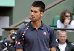 Djokovic, cabizbajo ante Seppi. | EFE