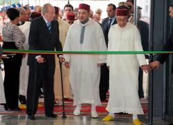 El Rey Don Juan Carlos en Rabat   Cordon Press