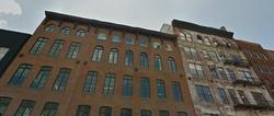 El edificio está ubicado en el número 414 West de la calle 14, Nueva York   Google