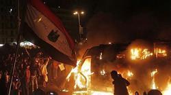 Incidentes en Egipto después de la tragedia de Port Said. | EFE