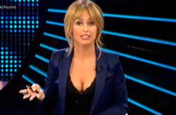 Emma García   Imagen de televisión