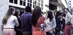 Entrada a la discoteca Moma | Imagen: video corporativo