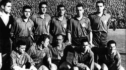 El equipo español, con Di Stéfano, Kubala o Luis Suárez, entre otros.