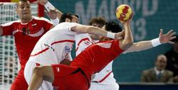 Partido que ha enfrentado a la selección española y a Egipto. | EFE