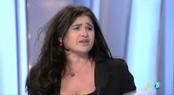 Lucía Etxebarría en Telecinco