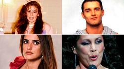 Ayer y hoy de los famosos españoles