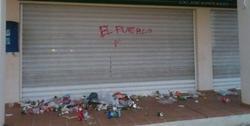 Así ha amanecido la farmacia del presidente balear | @JRBauza