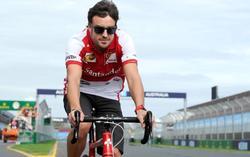 Fernando Alonso tendrá equipo ciclista en 2014