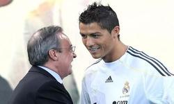Florentino Pérez y Cristiano Ronaldo acercan posturas.