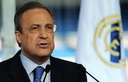 Florenti Pérez, presidente del Real Madrid.