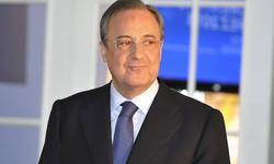 Florentino Pérez, de nuevo presidente del Real Madrid. | EFE