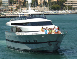 Fortuna, el barco de la Familia Real. | Efe
