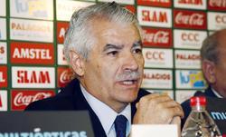 Francisco Pernía, expresidente del Racing. | Cordon Press