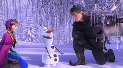 Una imagen de Frozen