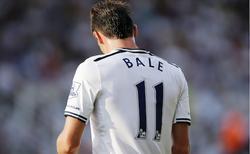 Gareth Bale, con la camiseta del Tottenham | Cordon Press