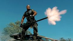 Dwayne Johnson protagoniza G.I. Joe