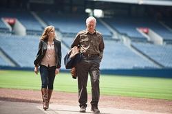 Amy Adams y Clint Eastwood en Golpe de efecto