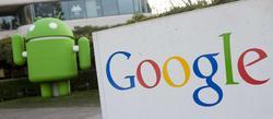 Edificio de oficinas de Android dentro del Googleplex, la sede de Google en Mountain View (California).   Cordon Press