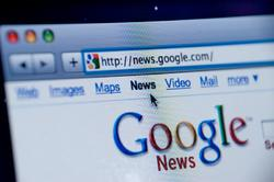 El servicio de agregación de noticias Google News.   Flickr/Spencer E Holtaway