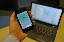 El GPS perjudica la capacidad de orientación.   Flickr/CC/Surrey County Council News