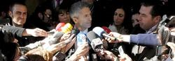 Fernando Grande Marlaksa, tras ser nombrado presidente de la sala de lo Penal | EFE