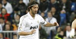 Esteban Granero, durante un partido con el Real Madrid la pasada temporada. | Archivo