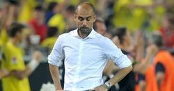 Pep Guardiola, durante el partido de la Supercopa de Alemania ante el Borussia Dortmund. | Cordon Press