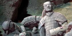 Algunos de los guerreros de terracota del mausoleo de Xian   Cordon Press