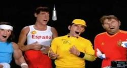 Nadal, Gasol, Contador y Casillas, en los guiñoles de Canal+ Francia.