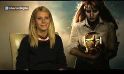 Gwyneth Paltrow en Iron Man 3
