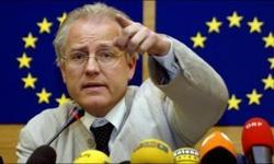 Hans-Peter Martin, eurodiputado austriaco.