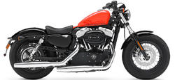 Harley Davidson Forty-Eight 2010