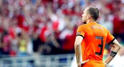 Heitinga lamenta el tanto danés. | EFE