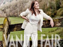 Henar Ortiz en Vanity Fair
