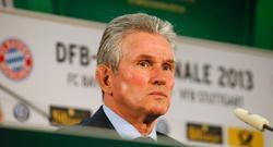 Juup Heynckes ha abandonado hoy el Bayern de Munich. | EFE