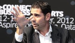 Fernando Hierro.   Archivo