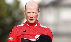 Chris Horner, ganador de la Vuelta a España. | EFE