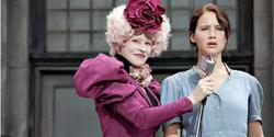 Jennifer Lawrence en Los juegos del hambre, ya en cines