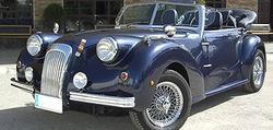 Hurtan, vehículos clásicos hechos a medida de fabricación española.