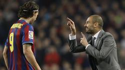 Ibrahimovic ha vuelto a criticar a Pep Guardiola.   Cordon Press