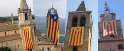 Iglesias catalanas que apoyan la independencia | Germinans